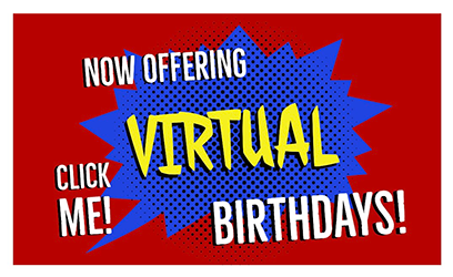 Kids Virtual Birthday Party Entertainment